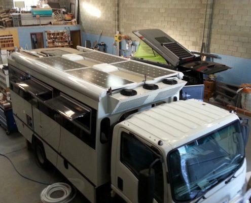 Solar Powered Motorhomes Brisbane