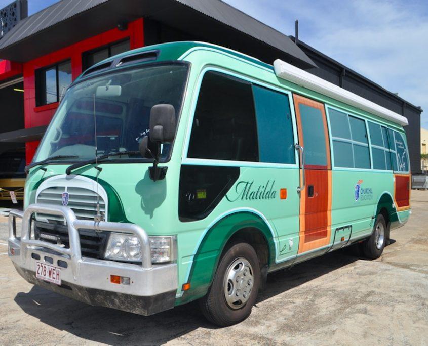 Motorhome Bus Conversions
