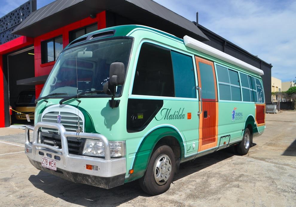 Motorhome Builders Brisbane O Camper Van Conversions Sun Power