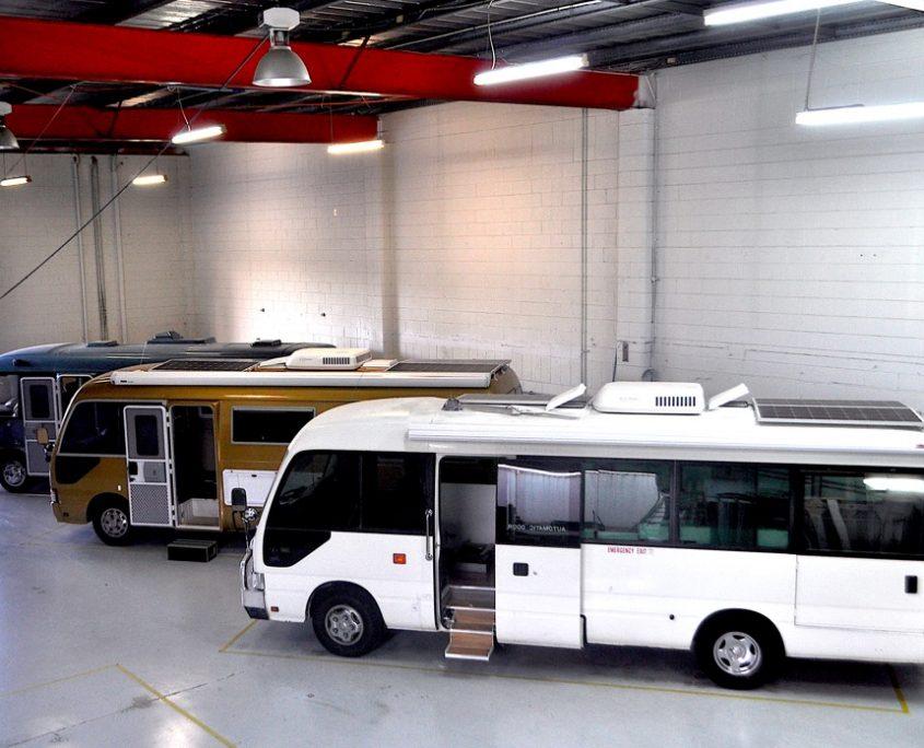 Brisbane Campervan Motorhome Manufacturers