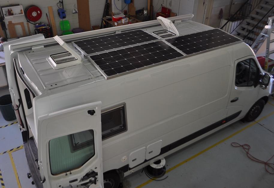 Renault Master Motorhome Conversions Sun Power Motorhomes