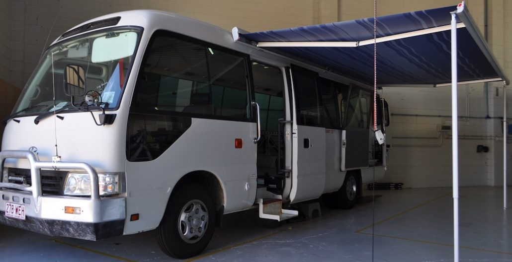 Mobile Classrooms For Schools Sun Power Motorhomes